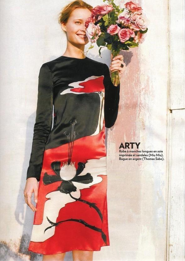 Изображение 112. Съемки: Harper's Bazaar, Industrie, Vogue и другие.. Изображение № 30.