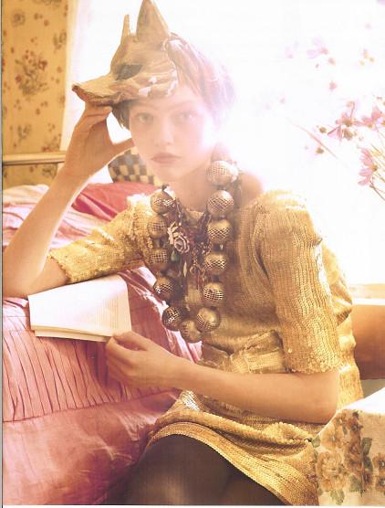 Magazine: Vogue UKJanuary 2007. Изображение № 14.