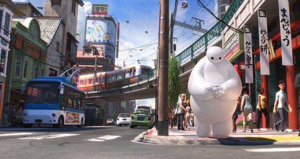 Продюсер самого технологичного мультфильма сезона о том, как работает Disney. Изображение № 10.