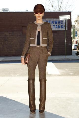 Givenchy Pre-Fall 2012. Изображение № 10.