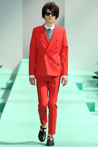 Неделя мужской моды в Париже: День 5. Изображение № 8.
