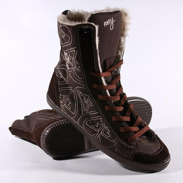 Коллекция женской обуви Roxy Осень-Зима 2010. Изображение № 4.
