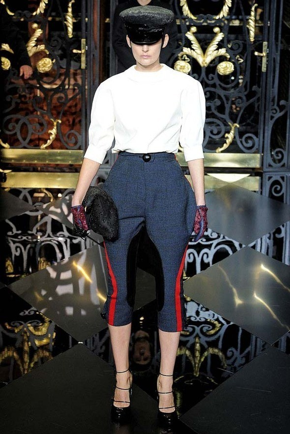 Изображение 65. Louis Vuitton Fall 2011.. Изображение № 65.