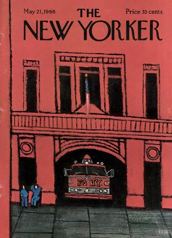 Обложки TheNew Yorker. Изображение № 42.