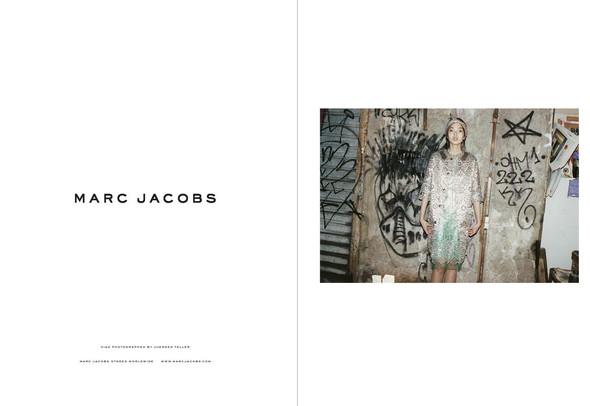 Кампания: Marc Jacobs SS 2012. Изображение № 5.