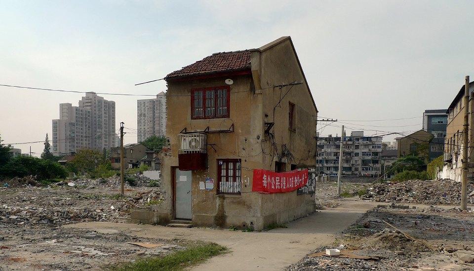 Галерея: где живут самые упрямые люди Китая. Изображение №9.