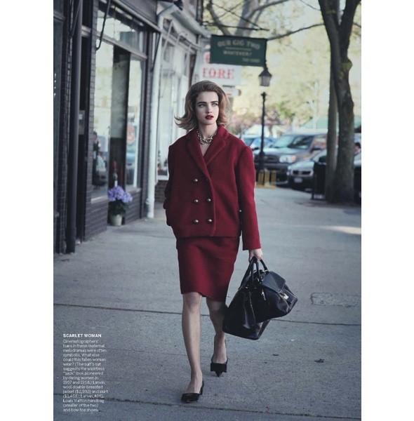 5 новых съемок: Amica, Elle, Harper's Bazaar, Vogue. Изображение № 36.