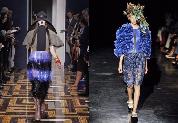 Paris Most Crazy! Самые сумасшедшие наряды на Неделе Моды в Париже. Изображение № 3.