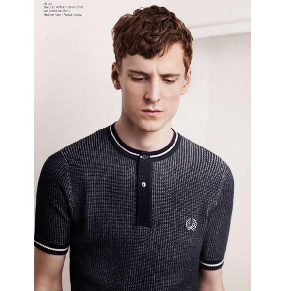 Fred Perry FW 2010. Изображение № 16.