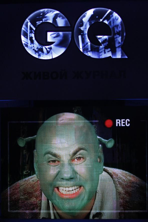 Человек годаGQ: Джокер, Шрек иэльфы. Изображение № 13.