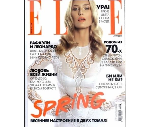 Изображение 9. Коллекция Dolce & Gabbana SS 2011 появилась на 42 обложках журналов.. Изображение № 15.
