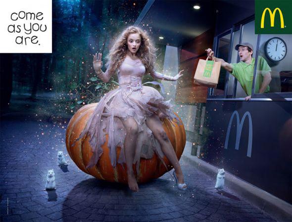 ТОП 25: Креативные идеи для бизнеса и рекламы. Изображение № 14.