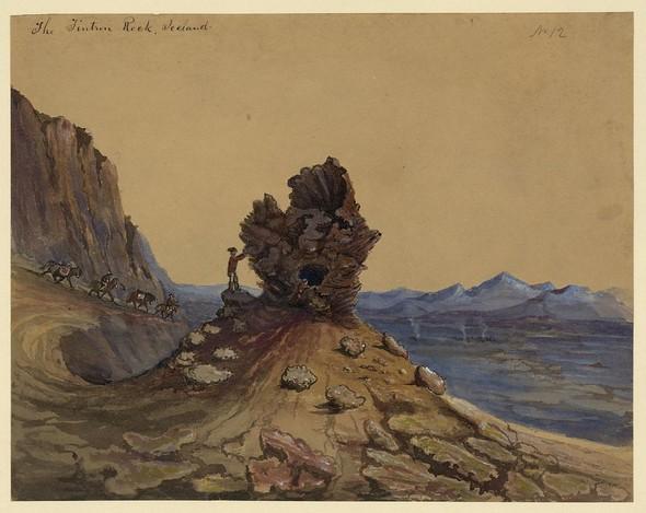 Исландия в середине XIX века: путевые рисунки американского дипломата. Изображение № 19.