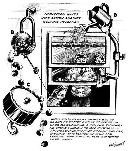 Изображение 23. Простое в сложном. Топ-10 вирусных реклам с машинами Голдберга.. Изображение № 13.