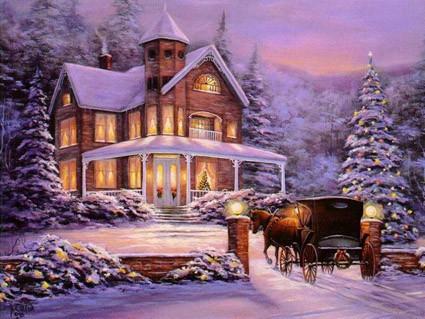 Рождественский дух. Изображение № 28.