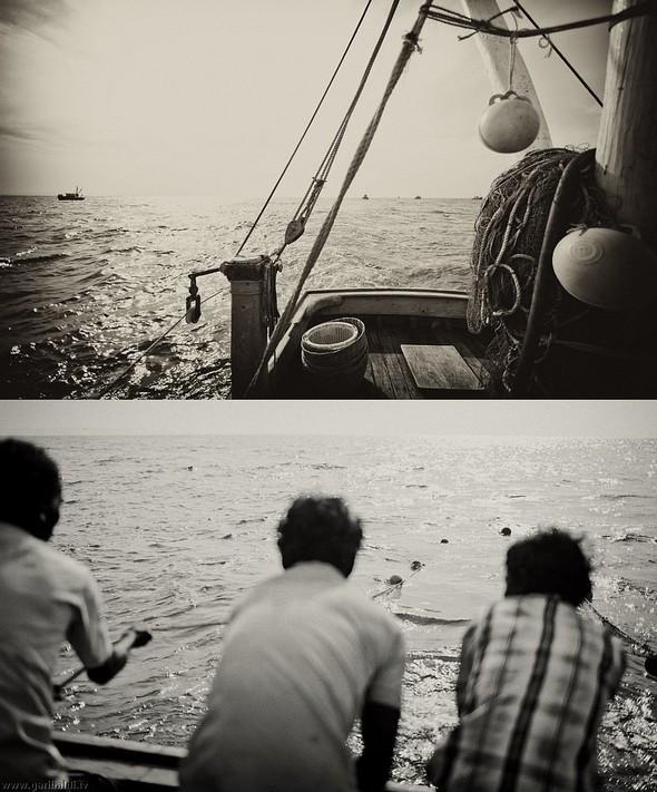 Shrimp boat MFR 646 DF GOA - Non stop. Изображение № 9.