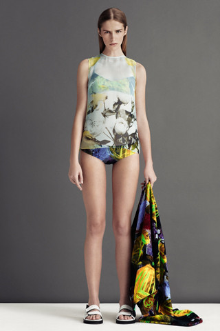 Коллекции Resort 2013: Christopher Kane, Kenzo, See by Chloé и другие. Изображение № 9.