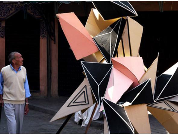 Найдено за неделю: Интерьеры Роя Лихтенштейна, неон-арт и граффити с гейшами. Изображение № 10.