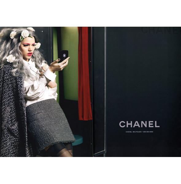 Превью кампании: Chanel FW 2011. Изображение № 1.