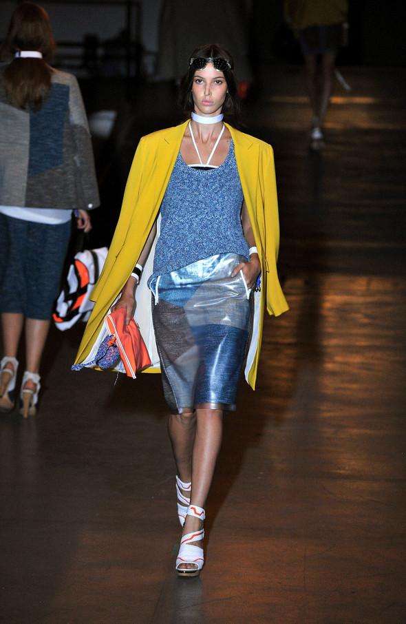 New York Fashion Week Spring 2012: День второй. Изображение № 49.