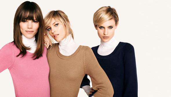 Кампания: Аня Рубик и Фрея Беха для H&M. Изображение № 2.