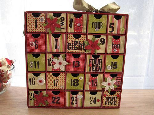 Рождественский календарь. Изображение № 4.