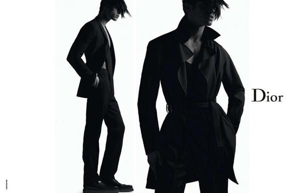 Изображение 9. Рекламная компания весна Dior.. Изображение № 9.