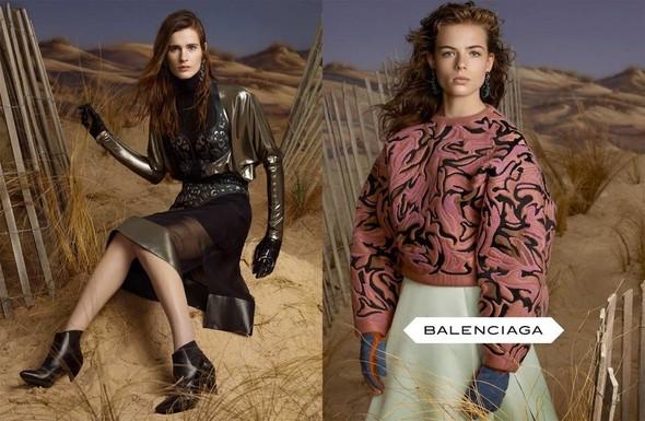 Кампании: Balenciaga, Celine, Dolce & Gabbana и другие. Изображение № 5.
