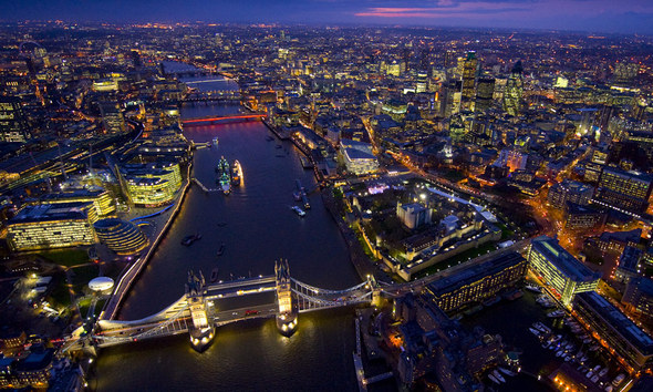 London From Above. Изображение № 11.