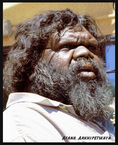 """Самые """"древние"""" люди на Земле (аборигены Австралии). Изображение № 1."""