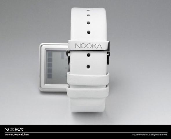 Проекция времени назапястье илипрозрачные Nooka ZAZ. Изображение № 2.