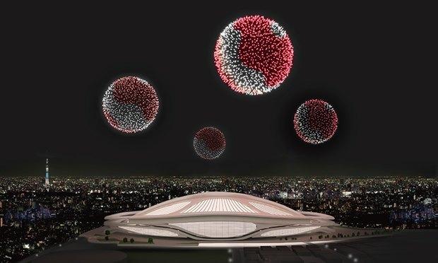 Кения Хара предложил логотип и айдентику для Олимпиады в Токио. Изображение № 11.