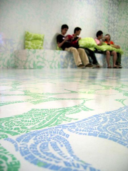 Tsang Kin-Wah. Азиатское граффити. Изображение № 8.