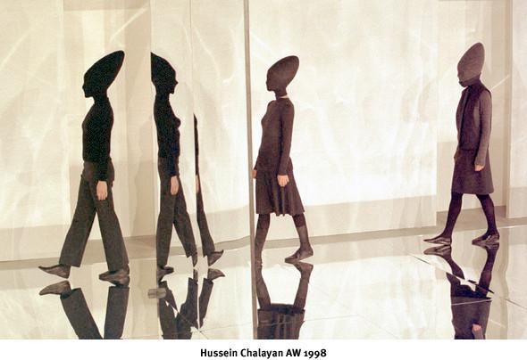 Хронология бренда: Hussein Chalayan. Изображение № 13.