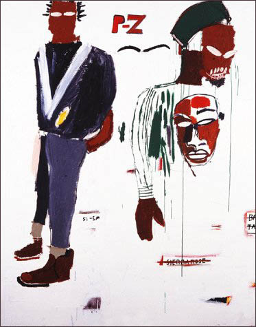 Жан-Мишель Баския - The Radiant Child. Изображение № 8.
