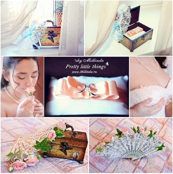 Цвет свадебного дня или праздник длиною в жизнь. Изображение № 25.