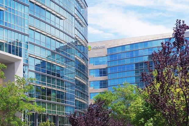 Офис Microsoft в Сан-Хосе. Изображение № 1.