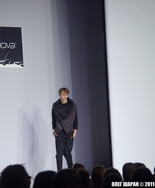 Изображение 6. Volvo Fashion Week: Tarakanova Men's Collection.. Изображение № 6.