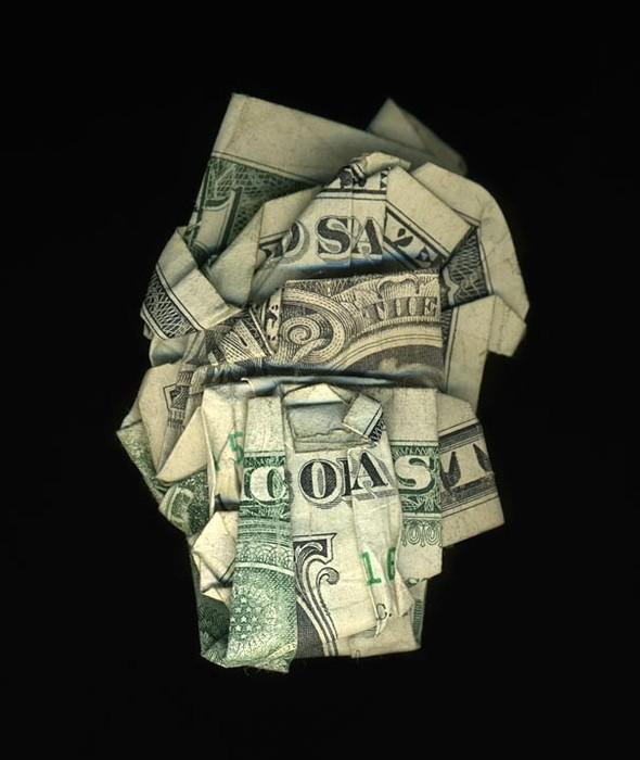 Скрытые сообщения на долларовых купюрах. Изображение № 6.