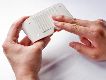 Фотоаппарат дляслепых Touch Sight. Изображение № 5.