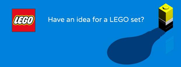 Lego перезапустила платформу фанатских идей Cuusoo. Изображение № 1.