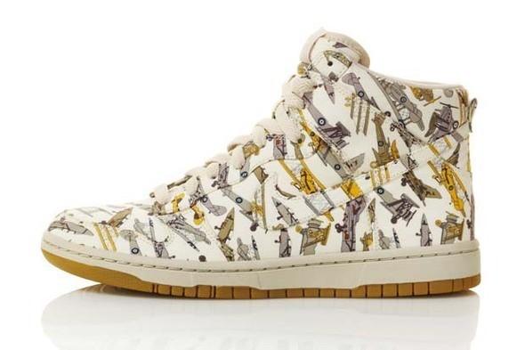 Изображение 1. Лукбук: Liberty for Nike SS 2011.. Изображение № 1.