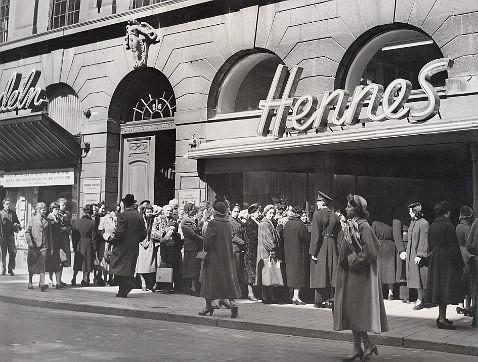 Легенда бренда H&M. Изображение № 6.