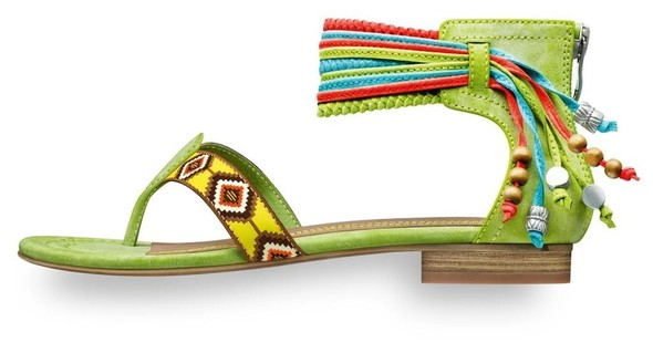 Новые фасоны обуви Tamaris лето 2012. Изображение № 6.