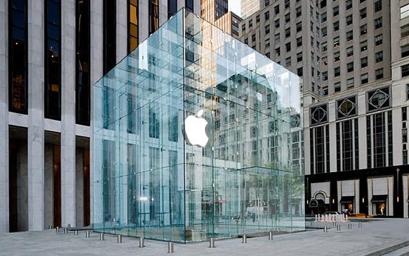 Apple на5-ой Авеню. Изображение № 8.
