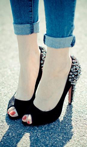 Изображение 9. Bloggers Talk: Эрика Мари, автор Fashion Chalet.. Изображение № 6.