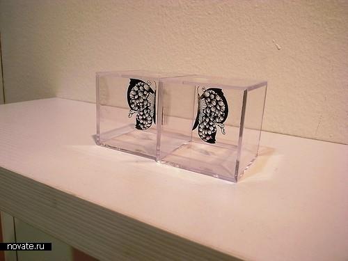 Необыкновенные кружева изобычной бумаги. Hina Aoyama. Изображение № 9.