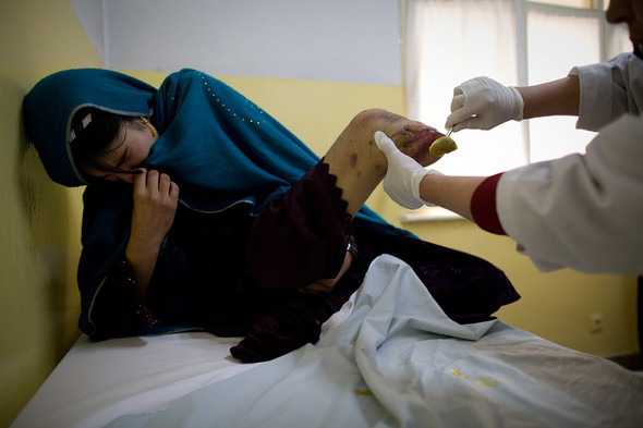 Афганистан. Военная фотография. Изображение № 59.