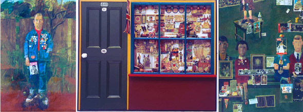 Fred PerryXPeter Blake for Blank Canvas. Изображение № 2.