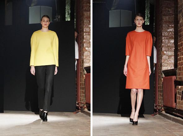 Изображение 9. Bezous FW 2011: брюки со стрелками и платья-футляры.. Изображение № 9.